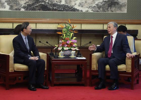 Президент: Бастамаларды қолдағаны үшін Қытайға ризашылық білдіреміз