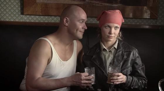 Кадр из сериала «Фурцева. Легенда о Екатерине»