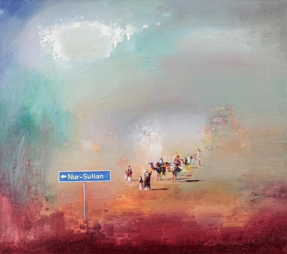 Казгулов, Алибеков и Кудайберген представят выставку «Культ потребления»