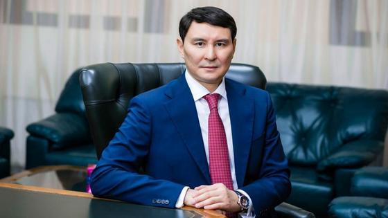 Ерұлан Жамаубаев. Фото: liter.kz/қаржы министрлігінің баспасөз қызметі