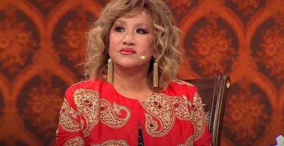 Нагима Ескалиева на ток-шоу