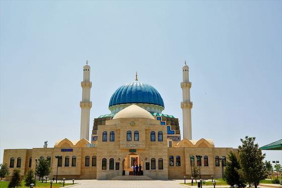 Духовное управление города Туркестан