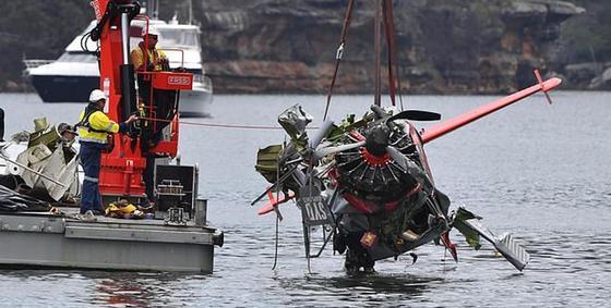 Последние кадры: сын миллионера снял крушение самолета изнутри
