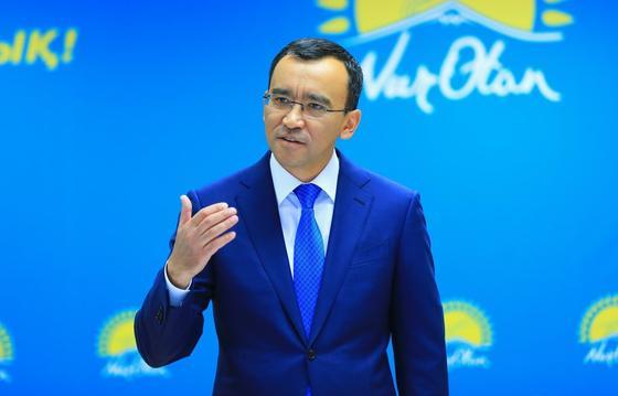 Ашимбаев подвел итоги пятой сессии парламента