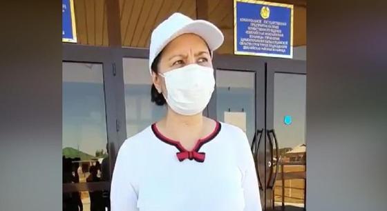 Участкового наказали после публикации видео с акимом Абдыкаликовой