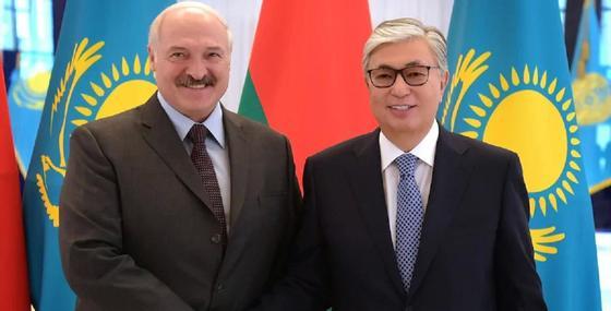 Токаев посетит Беларусь с официальным визитом