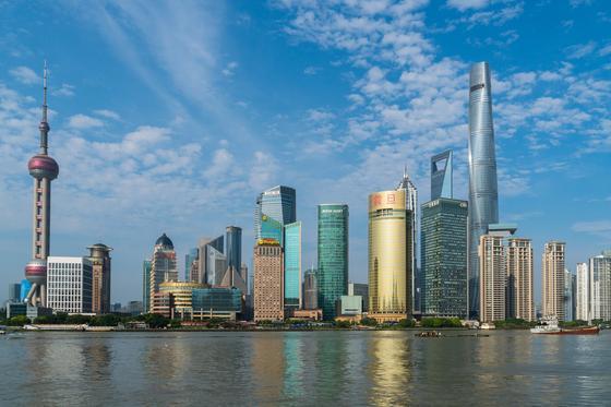 Небоскребы современного Китая