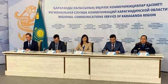 Усилен контроль за санитарным состоянием общественного транспорта в Карагандинской области
