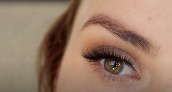 Макияж для зеленых глаз дневной