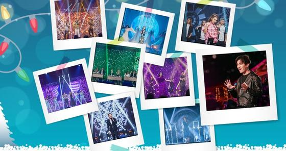 Новый год без рекламы на национальном телеканале «Qazaqstan»