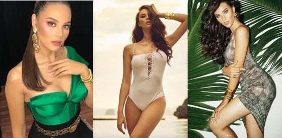 """Катриона Грэй: что известно о новой """"Мисс Вселенная"""" (фото)"""