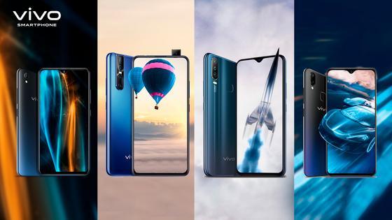 Vivo - новый мировой бренд на рынке смартфонов Казахстана