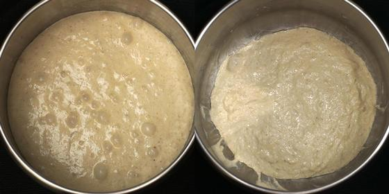 Французские булочки с заварным кремом и изюмом