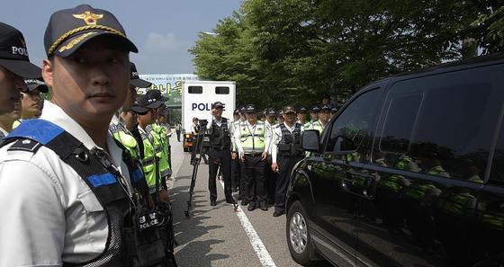 Еще один казахстанец-нелегал пытался скрыться с места ДТП в Южной Корее