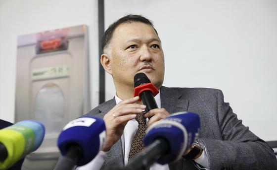 Нұрлан Жұмасұлтанов. Фото: NUR.KZ