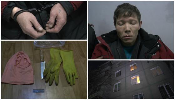 «Домушник»-рецидивист среди ночи проник в дом молодой семьи в Алматы