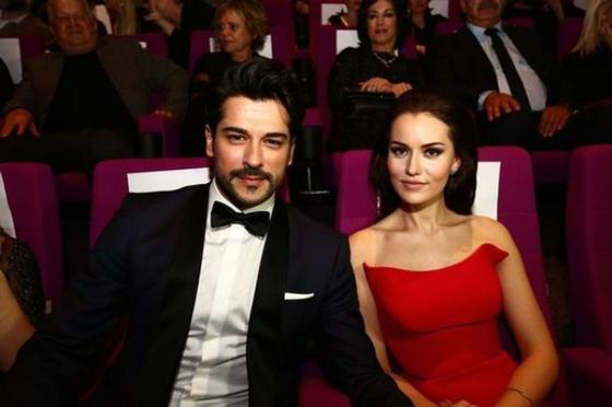 Турецкая актриса Фахрие Эвджен: биография и семья