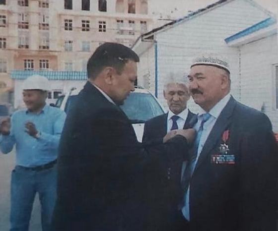 Фото из личного архива Нурлана Салжанова