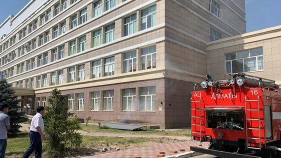 Фото: Алматы қаласының ТЖД