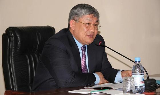 Крымбек Кушербаев назначен руководителем Администрации президента