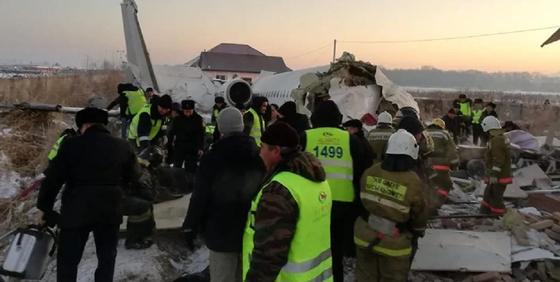 Крушение самолета в Алматы: о ситуации на сегодня рассказали в МИИР