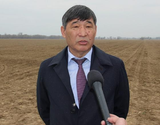 Замакима Алматинской области Серикжан Бескемпиров умер от пневмонии