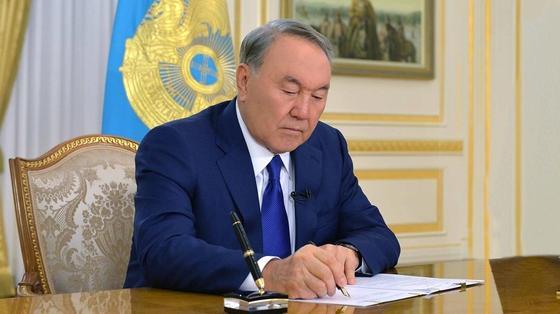Назарбаев утвердил состав нового правительства Казахстана