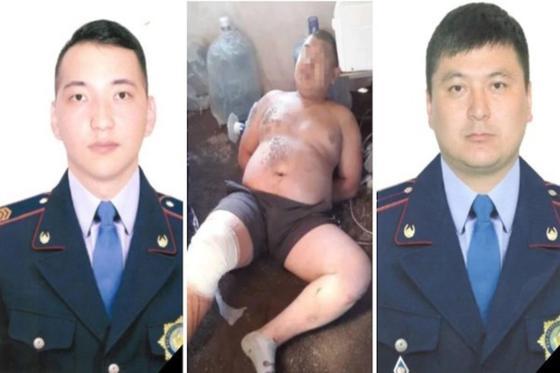 Алматыдағы полицейлердің өлімі: Іс ІІМ-ге берілді