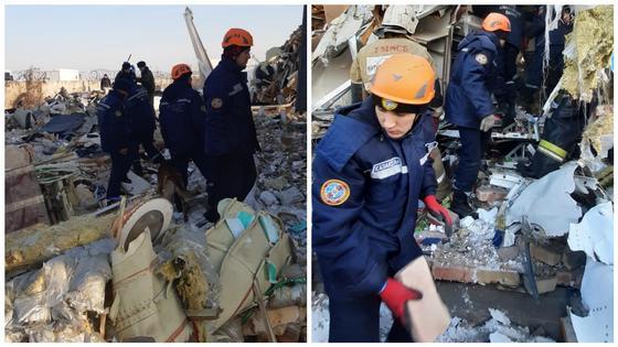 Помощь ждали минут 30: выживший в авиакатастрофе в Алматы рассказал подробности