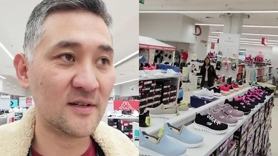 Кыргызстанец снимает видео о реакции итальянцев на него из-за коронавируса