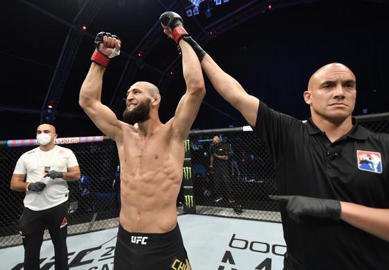 """""""Новый Хабиб"""", ворвавшийся в UFC, бросил вызов Макгрегору"""