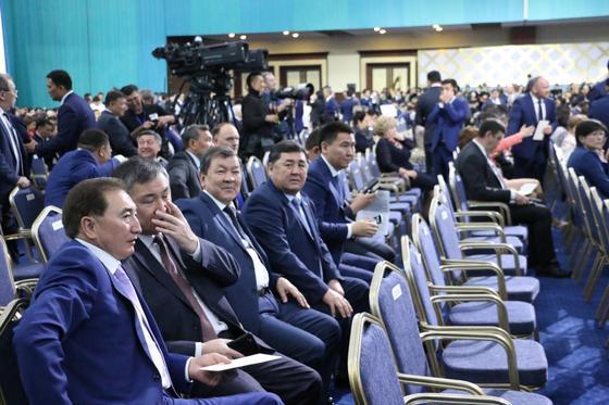 Инаугурация президента проходит в Казахстане