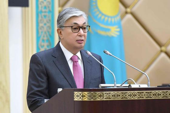 Токаев впервые выступит с посланием народу Казахстана