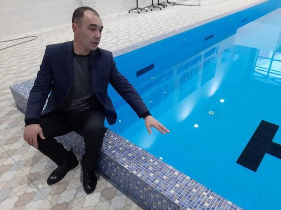 Ремонт бассейна за 185 млн тенге не могут довести до ума в Уральске
