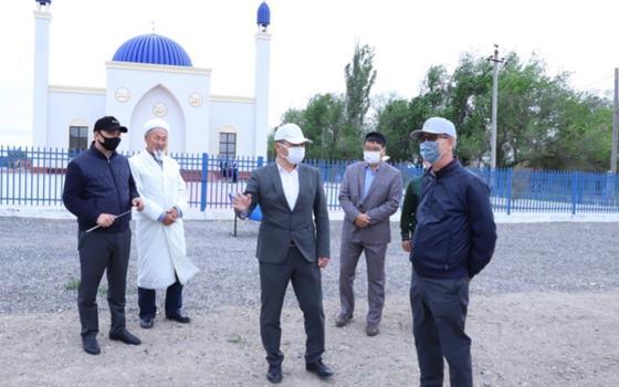 Фото: Маңғыстау облысы әкімінің баспасөз қызметі