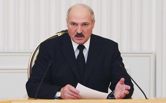 Александр Лукашенко. Фото: XINHUA/Gamma-Rapho/Getty Images
