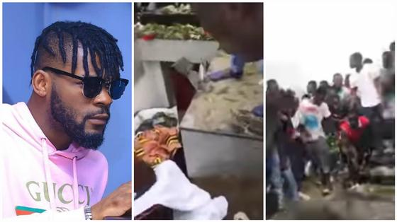 Фанаты заявились на похороны DJ Arafat, вскрыли гроб и раздели тело