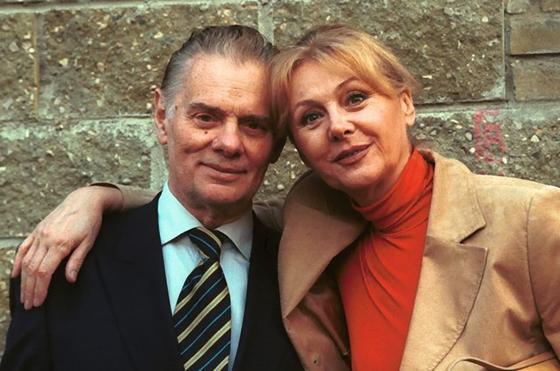 Владимир Андреев с женой Натальей Селезневой