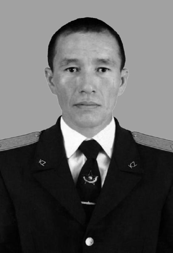 Руслан Жүрсінбайұлы