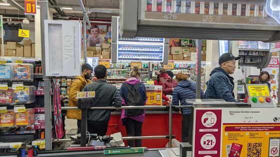 500 тыс. тенге штрафа грозит в Казахстане за завышенные цены на продукты