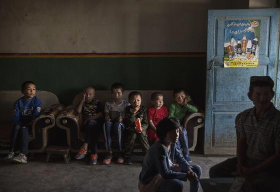 Уйгурская община в Китае