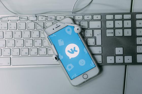 Vkontakte на телефоне
