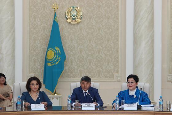 Первый форум сельских женщин прошел в Талдыкоргане