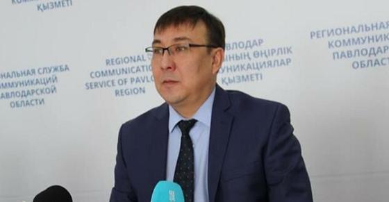 Руководство ДГД Павлодарской области задержали за взятку