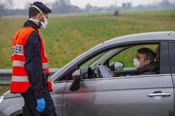 Запрещены свадьбы и похороны: жесткие меры по борьбе с коронавирусом ввели в Италии