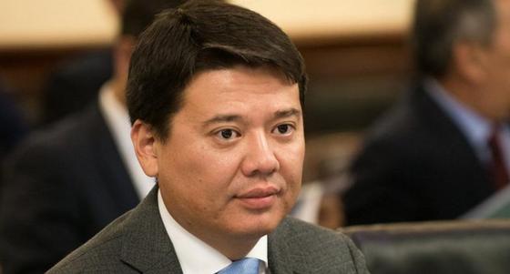 Марат Бекетаев. Фото: mediaunion.kz