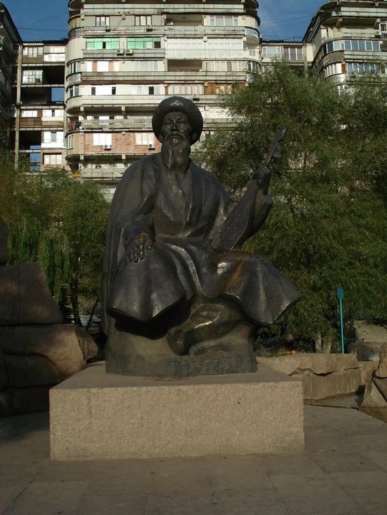 Жамбыл Жабаев: биография, наследие