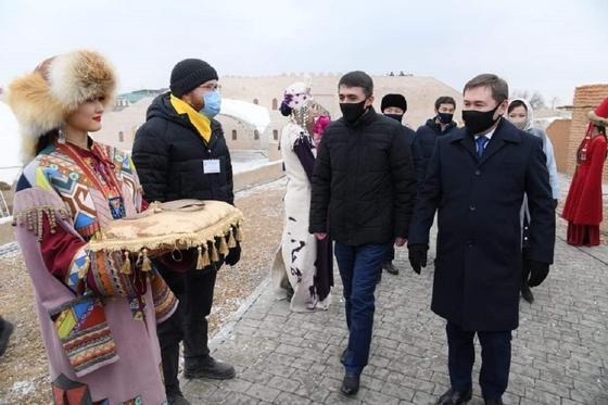 Шымкент қаласының әкімі Мұрат Әйтенов