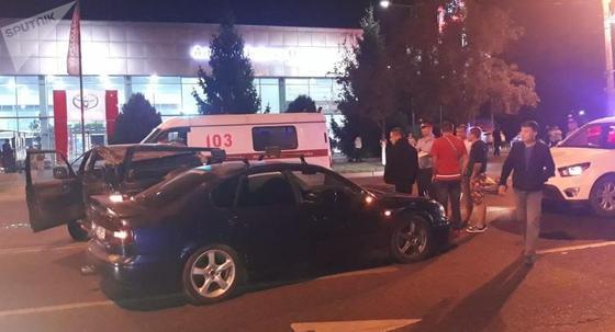 Две пассажирки погибли в серьезном ДТП в Нур-Султане (фото)