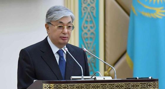 ЦИК досрочно прекратил полномочия Токаева в качестве депутата сената